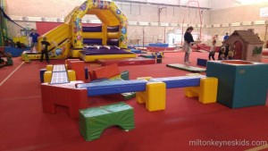 soft play and bouncy castle