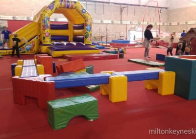 Play gym at Kingston