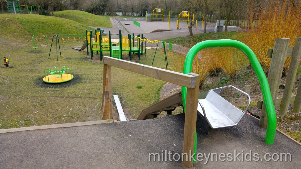 Dragon Park, Great Linford