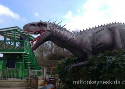 Gulliver's Dinosaur and Farm Park