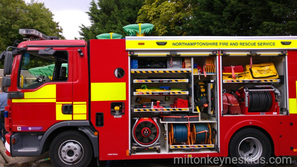 Fire Station Open Days in 2016 – Milton Keynes, Bedfordshire, Hertfordshire