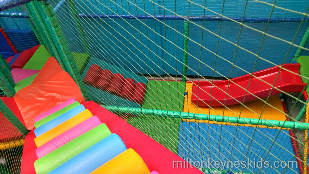 Toddler World Soft Play at Dunstable Leisure Centre