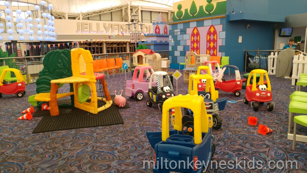 Little Tikes area at Butlins, Skegness