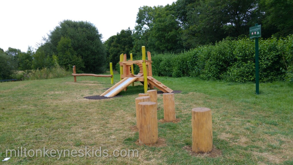 Howe Park Wood Play area