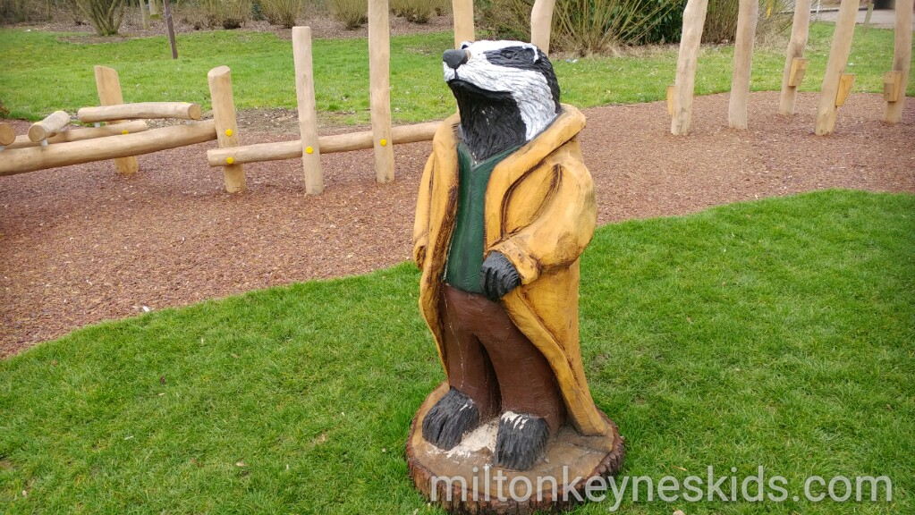Wind in the Willows park
