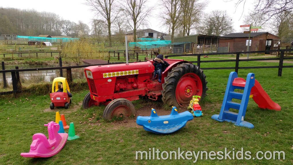 What there is to do at Thrift Farm in Whaddon, Milton Keynes
