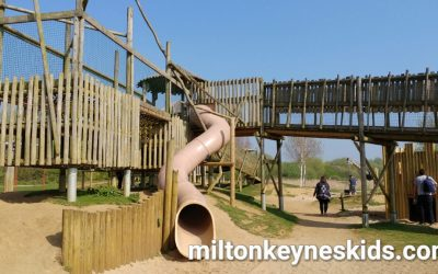 Stanwick Lakes – the best cheap day out for kids
