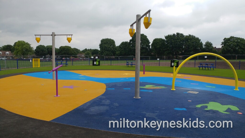 Dunstable splash park