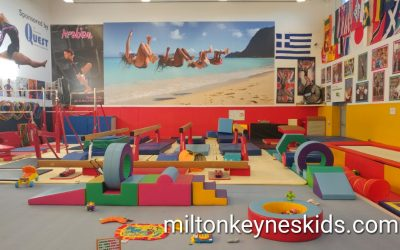 Review of Arabian Gym in Bletchley baby and toddler classes