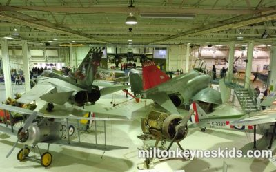RAF Museum in Hendon, London – a really cheap day out