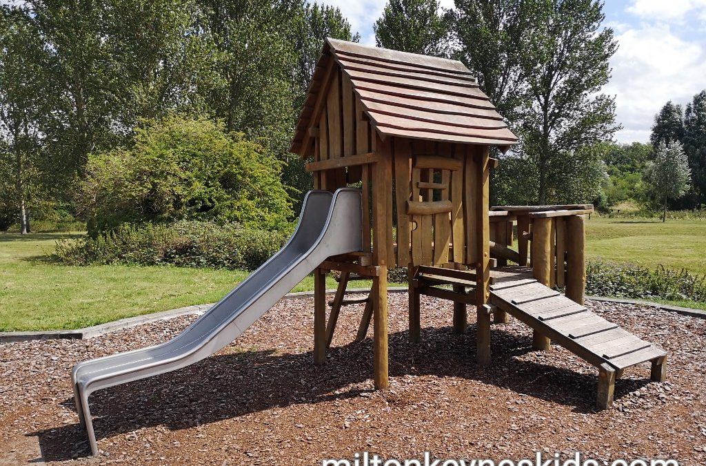 Woolstone local park in Milton Keynes review
