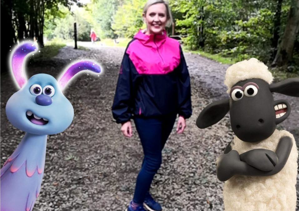 Shaun the Sheep Glow trail, Wendover Woods review