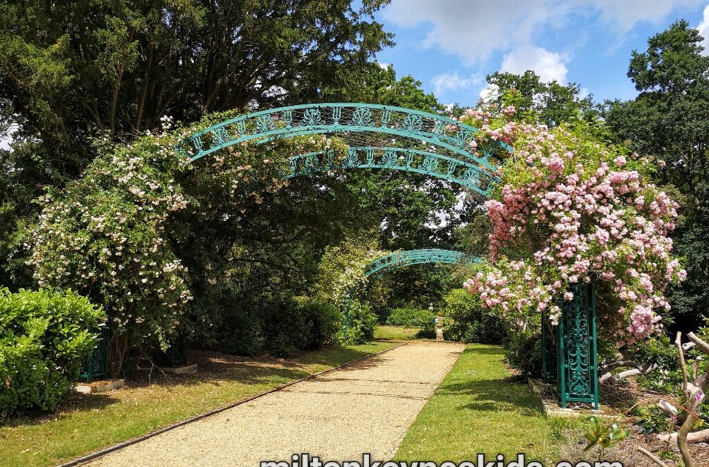 Swiss Gardens at Shuttleworth, Bedfordshire review