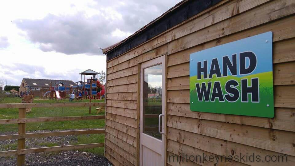 Green dragon eco farm outdoor hand wash