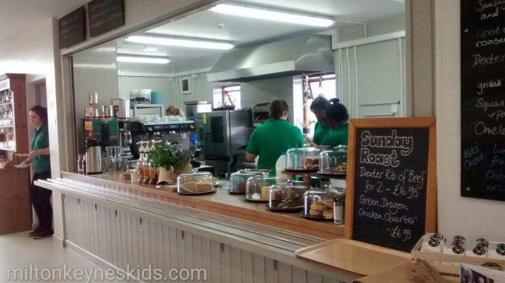 Green dragon eco farm cafe