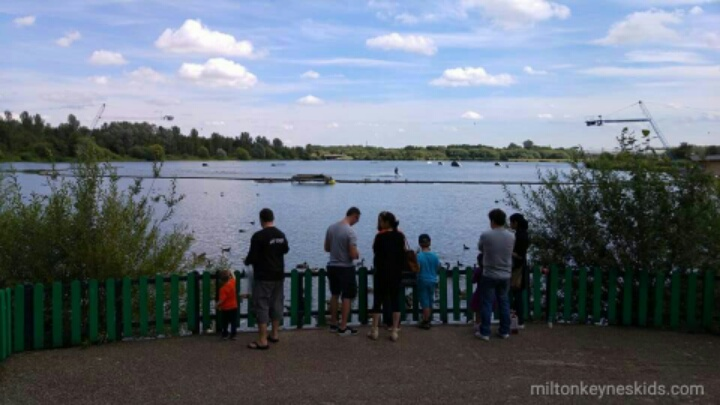 Willen Lake play area upgrade