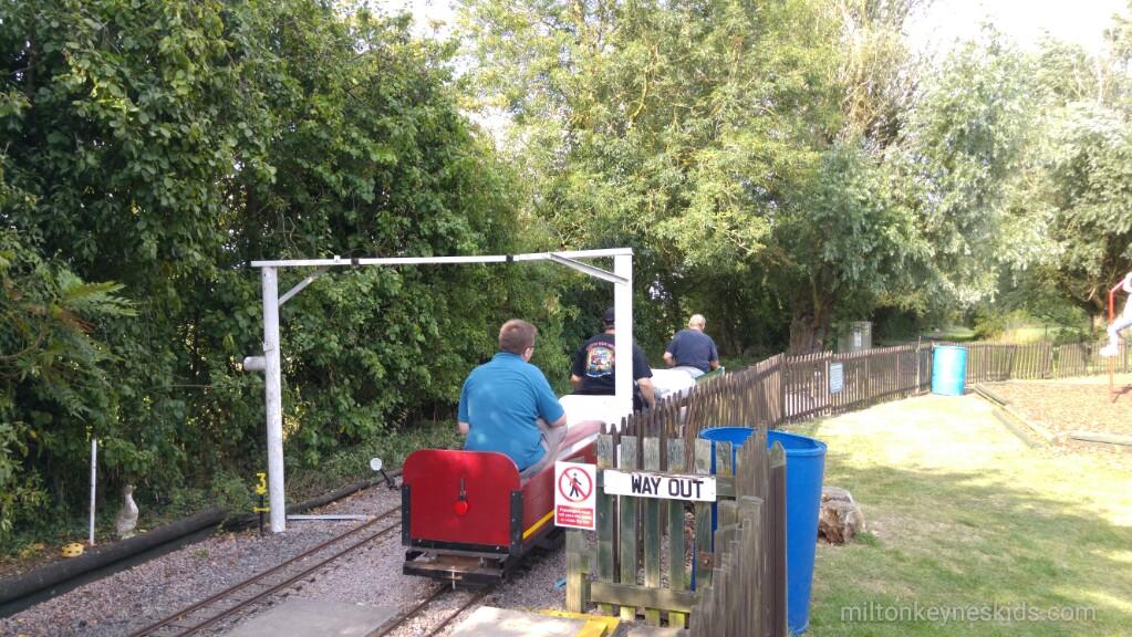 Fancott Miniature Railway