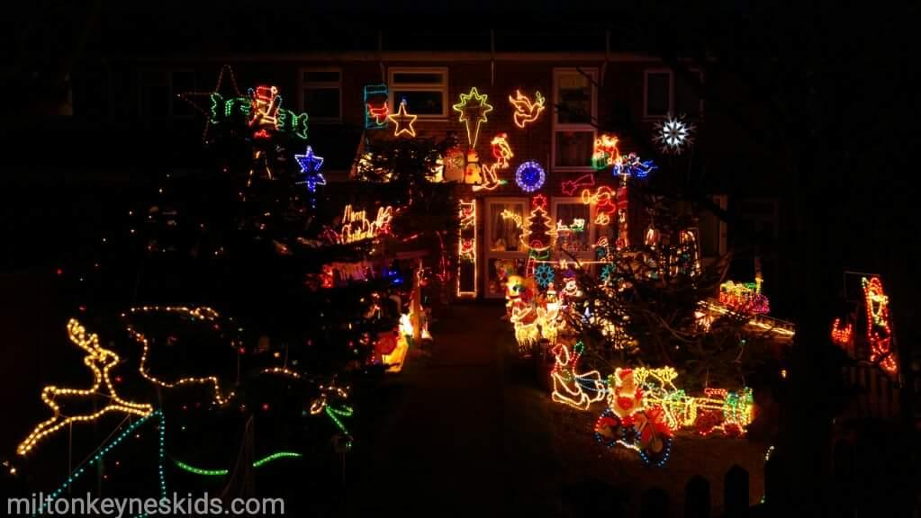 Christmas Lights, Marston Moretaine