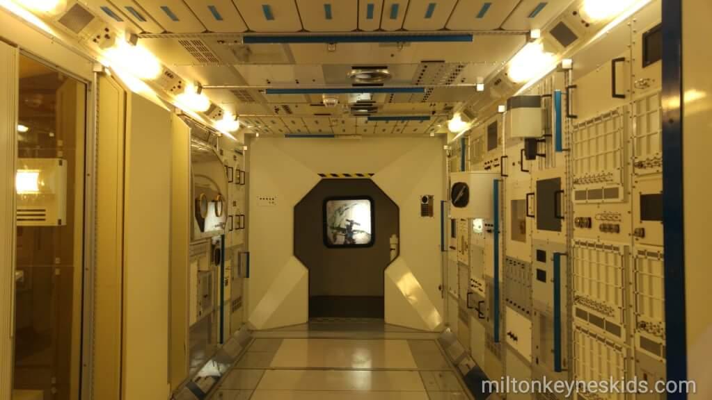 Columbus module