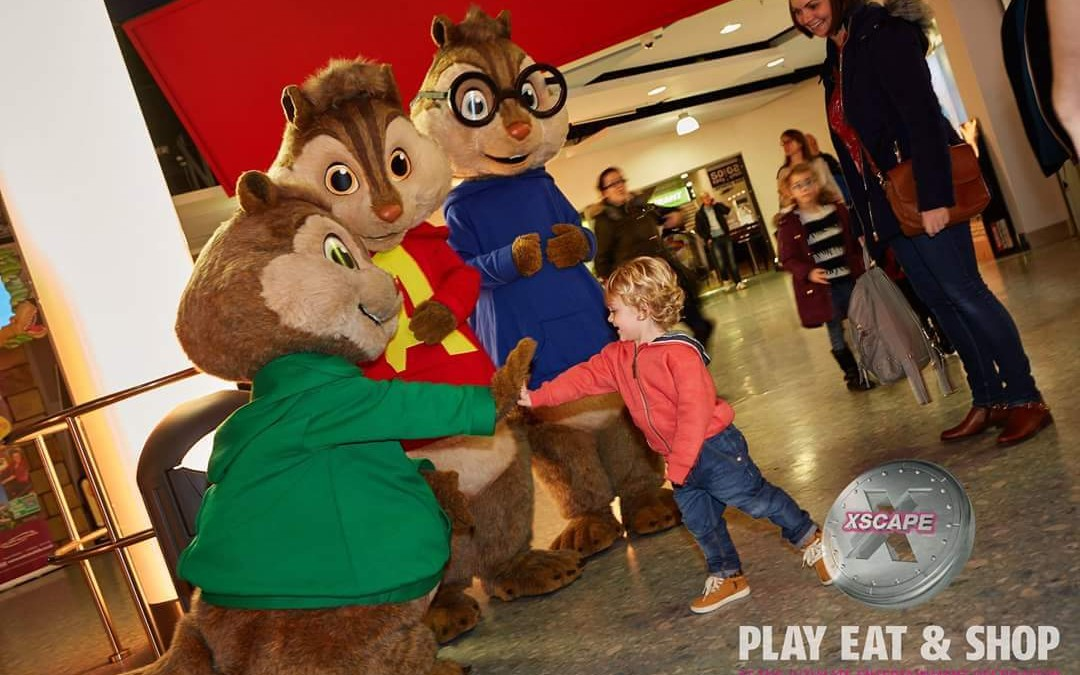 FREE!!! Meet the chipmunks