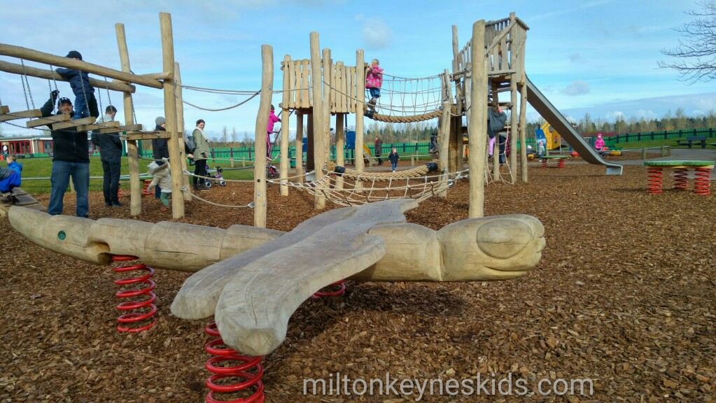 Ten FREE fun places to take young kids in Milton Keynes