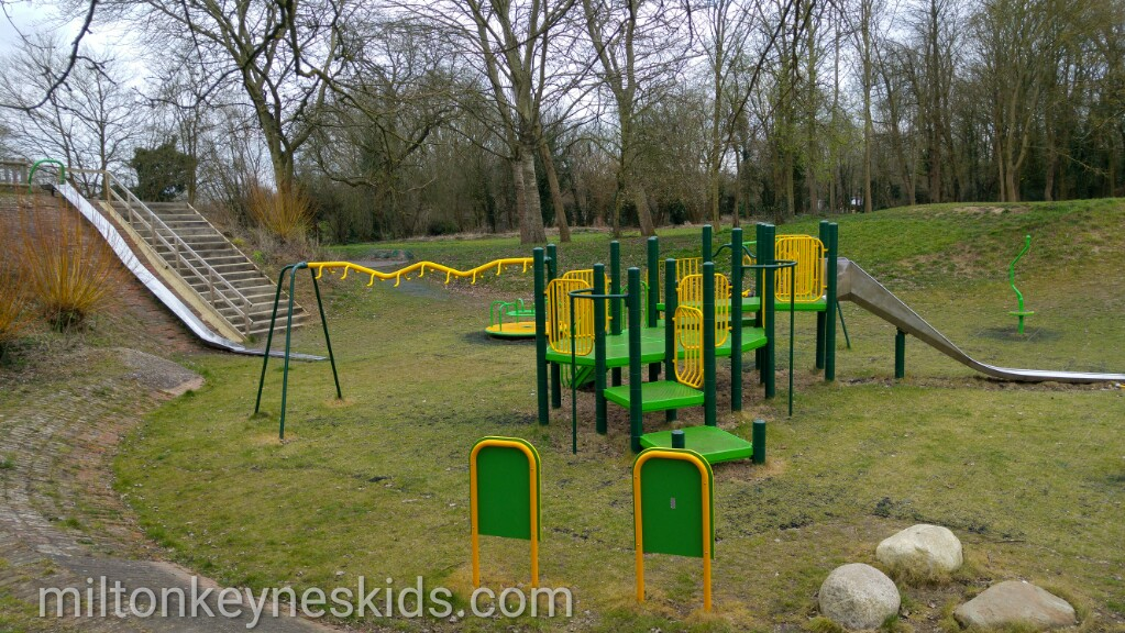 The Dragon Park in Great Linford