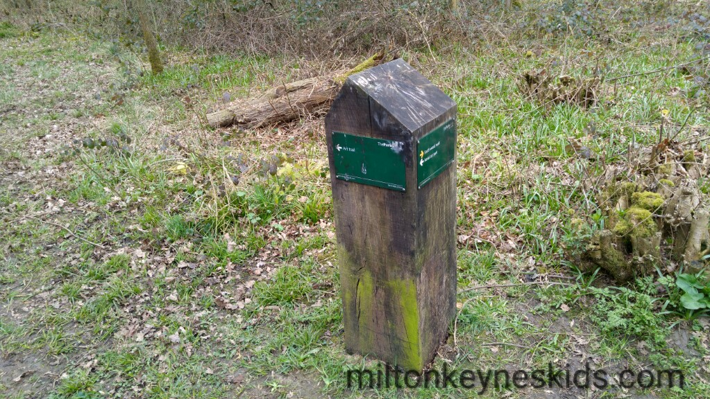 Linford Wood Art Trail