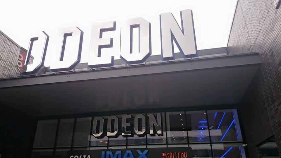 Half price cinema tickets this weekend