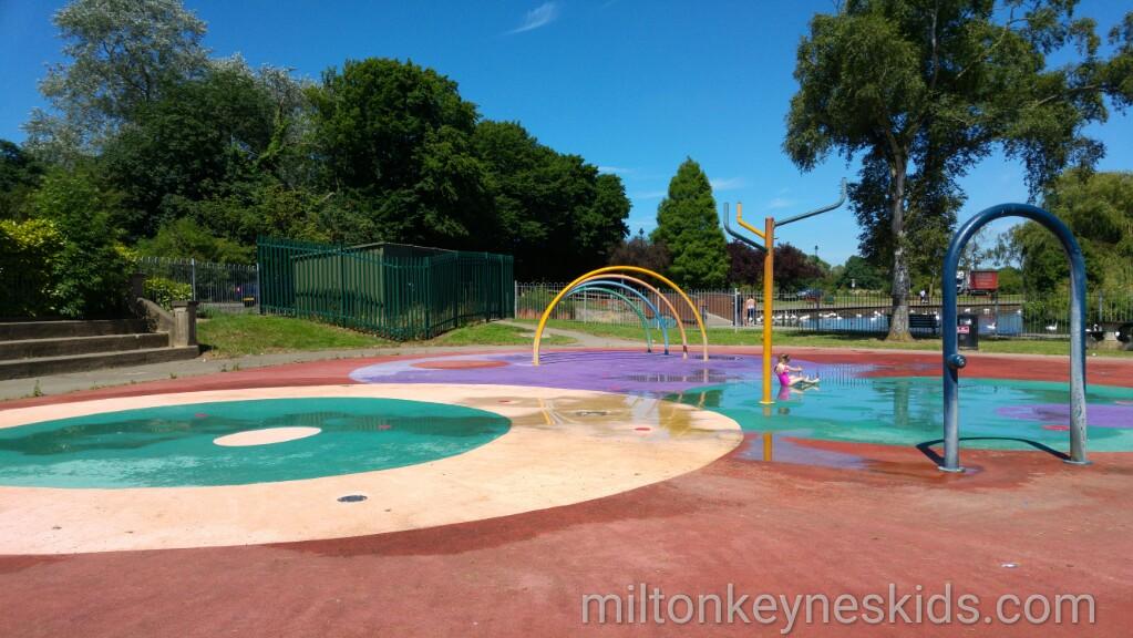 Wellingborough Splash Park