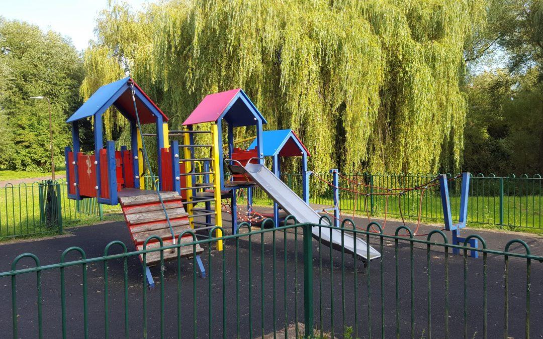 New Bradwell Park – guest blog post