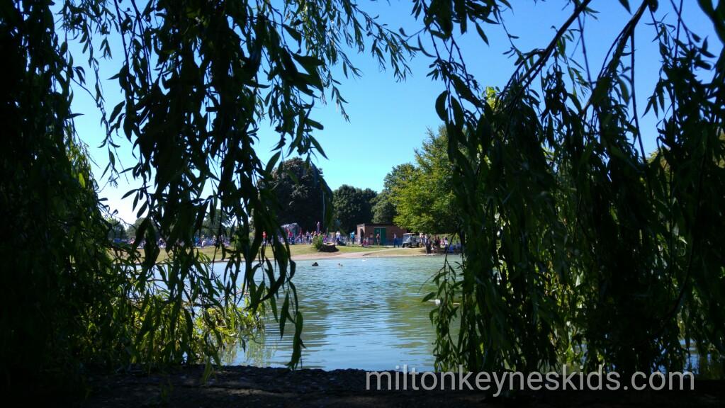 St Albans Splash Park Verulamium Park