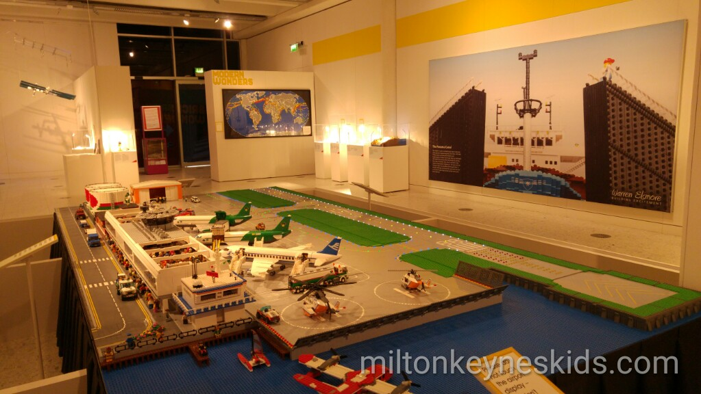 Lego exhibition Brick Wonders at Herbert Museum & Art Gallery, Coventry
