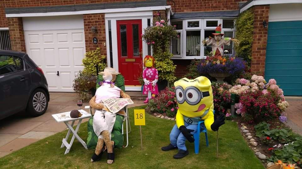Flamstead Scarecrow Festival 2016
