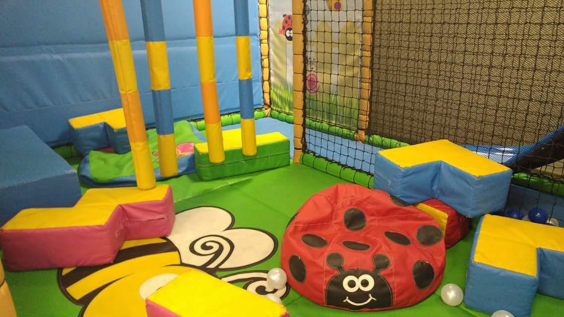 Wyevale Garden Centre Soft Play