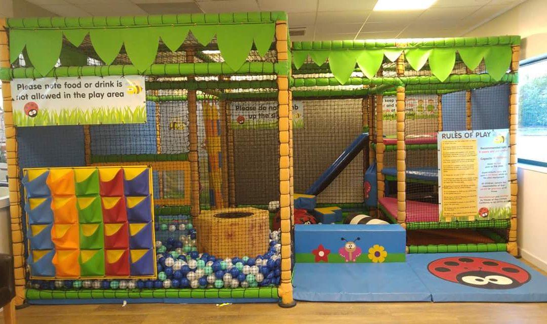 Soft Play at Wyevale Garden Centre Woburn Sands Milton Keynes