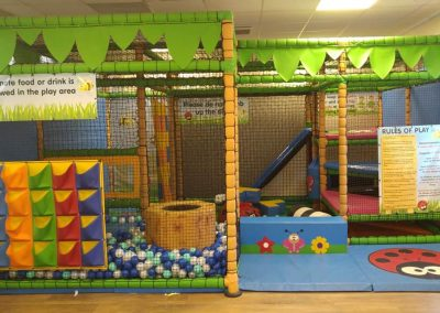 Soft Play at Wyevale Garden Centre Woburn Sands Milton Keynes