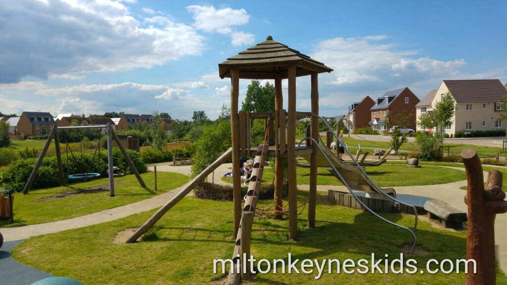 Brooklands Park in Milton Keynes