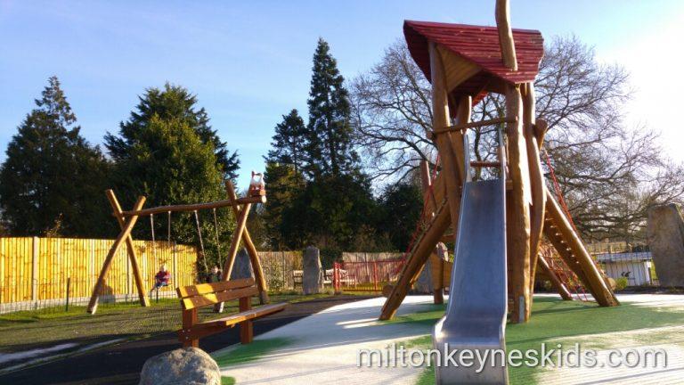 Wavendon Park in Milton Keynes