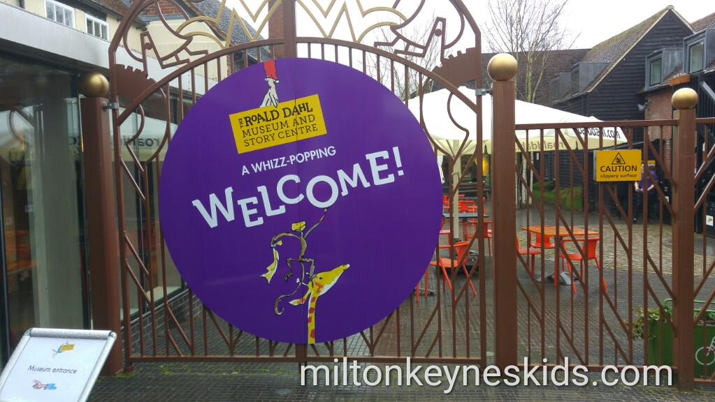 A review of Roald Dahl Museum and Story Centre, Great Missenden
