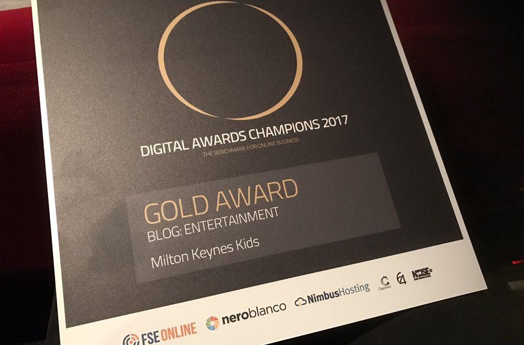 Champion of Champion Digital Awards