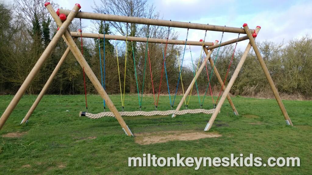 Simpson Park in Milton Keynes