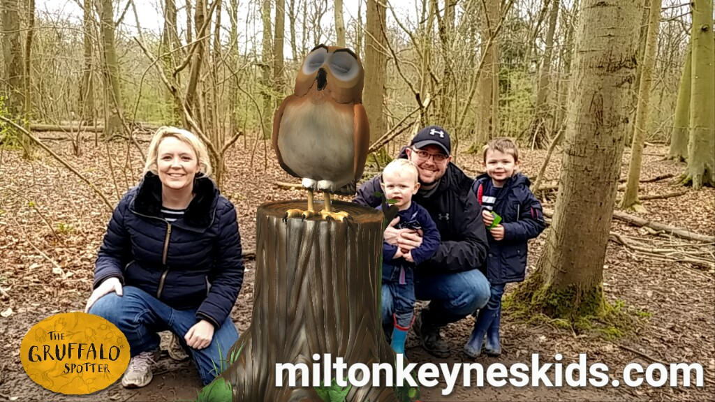 Gruffalo Spotters Trail at Salcey Forest review