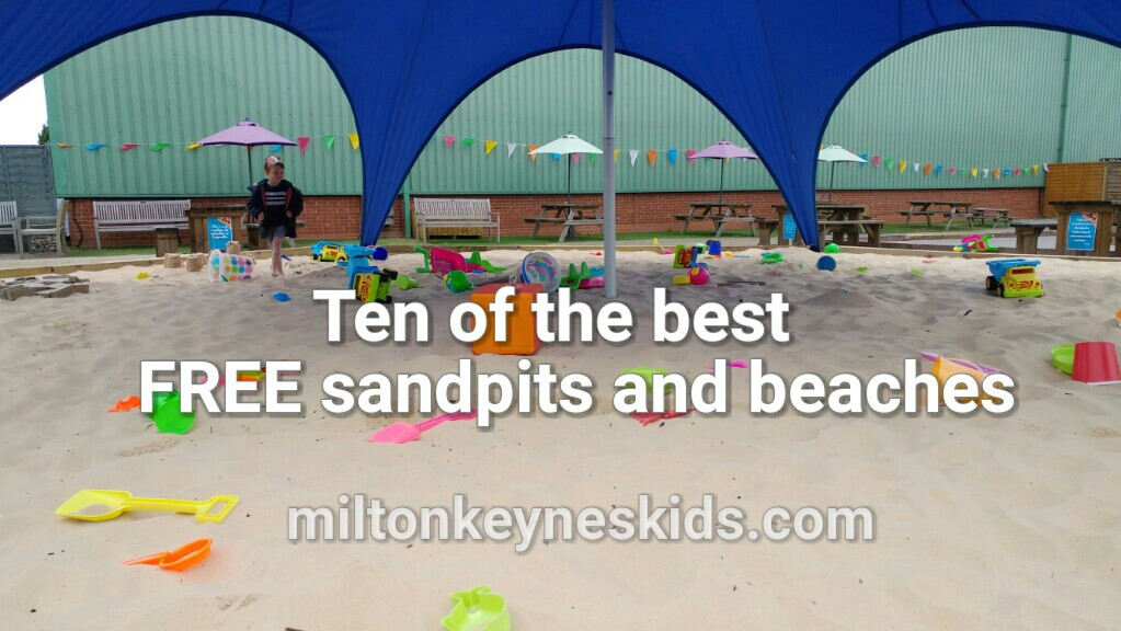 Ten of the best local free sandpits and beaches for kids