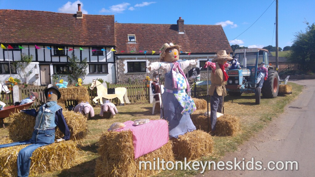 Flamstead Scarecrow Festival information 2017