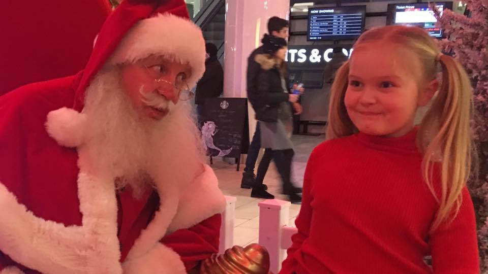 Where to see Santa in and around Milton Keynes 2017
