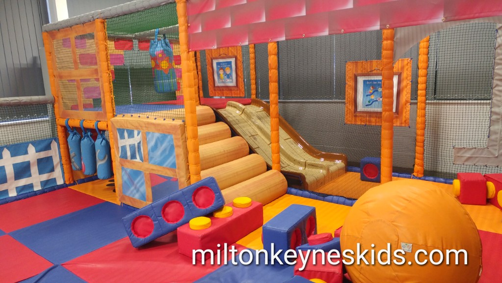 B and Q Milton Keynes – free soft play