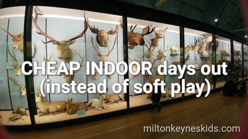 Cheap indoor days out instead of soft play