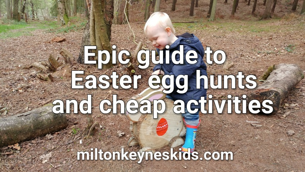 Epic guide to Easter egg hunts and cheap activities 2018