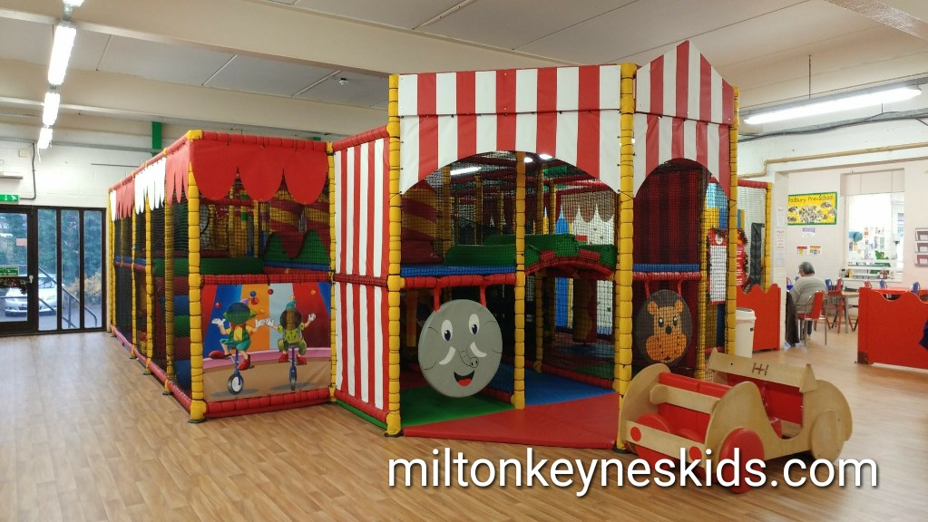 PK Kids Zone soft play cafe, Buckingham