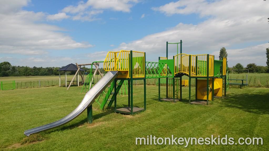 A review of Newton Longville park, Milton Keynes
